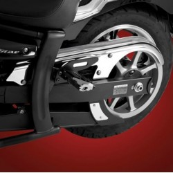 YAMAHA XVS950 TRIM BELT COVERS