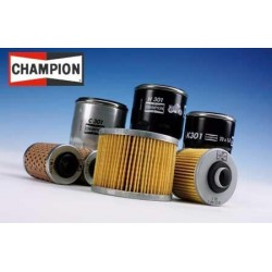 CHAMPION OIL FILTER HONDA / SUZUKI / YAMAHA (VARIOUS MODELS)