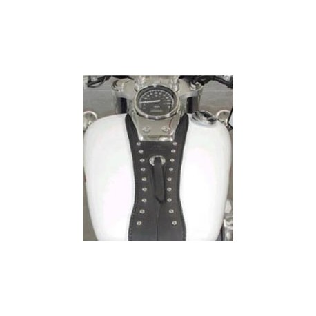 corbata-cubredeposito-tachuelada-honda-vt750-spirit