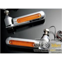 ESTRIBERAS HDC CON INTERMITENTES LED (VARIOS MODELOS)