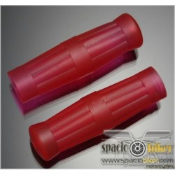 PUÑOS TRANSLUCENT RED 25.4MM