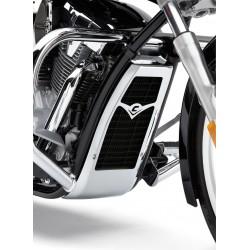 Radiator cover COBRA CHROME HONDA VT750 AERO