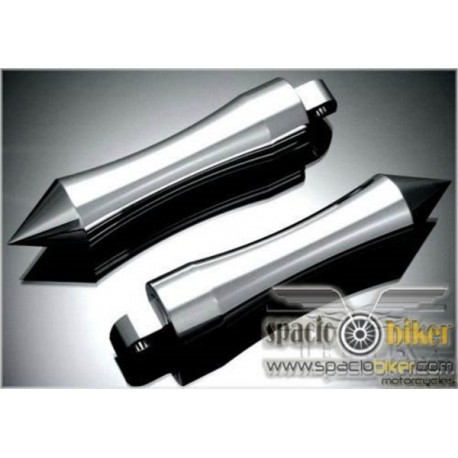 SPIKE PIRATE PEGS FOR HARLEY DAVIDSON