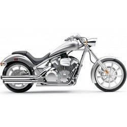 ESCAPE HONDA VTX1300 FURY COBRA 3-INCH SLIP-ON MUFFLER