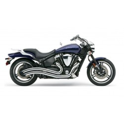 ESCAPE YAMAHA WARRIOR XV1700 02-10 SPEEDSTER SWEPT