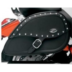 Desperado TEARDROP SADDLEBAGS SADDLEBAGS VT 1300C 03-07