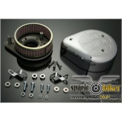 KIT FILTRO DE AIRE MALTESSE CROSS HARLEY DAVIDSON BIG TWIN 85-90