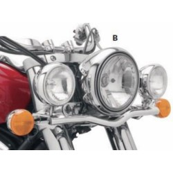 COBRA SUPPORT AUXILIARY LIGHTS KAWASAKI VULCAN NOMAD 05- VN1600A