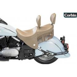 CORBIN SEAT DOUBLE KAWASAKI VULCAN 800 DRIFTER