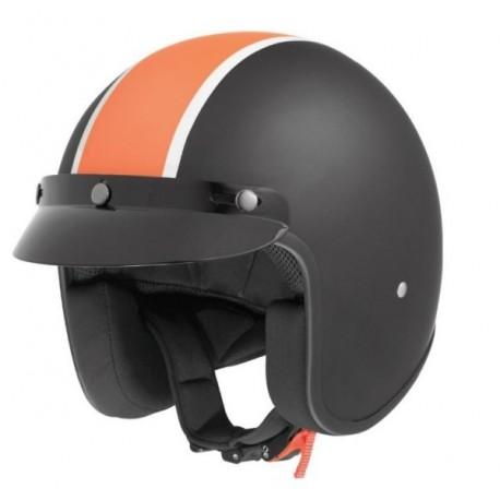 casco-jet-retro-custom-ii-banda-naranja