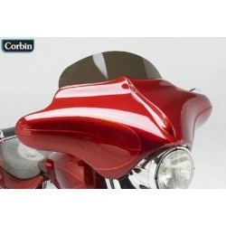 WINDSHIELD CORBIN HARLEY DAVIDSON DYNA GLIDE-06 UP Fleetliner