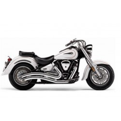 ESCAPE COBRA YAMAHA XV1700 SPEEDSTER SWEPT 08-11