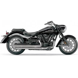 ESCAPE YAMAHA XV1900 06-11 SLASHDOWNS ROADLINER COBRA SPEEDSTER