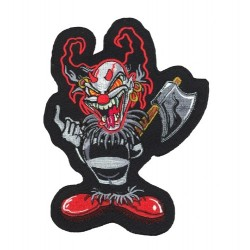 PATCH AX CLOWN