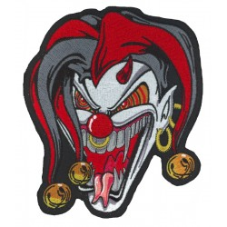 JESTER FACE PATCH