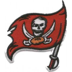 SWORD PIRATE FLAG PATCH