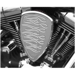 FLAME AIR FILTER HONDA VTX1300 Fury 10-UP