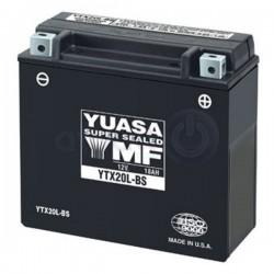 BATERIA YUASA AGM YTX20L-BS