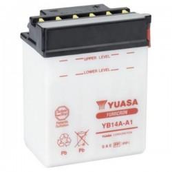 YB14A-A1 YUASA BATTERY