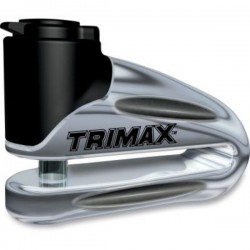 CANDADO DE DISCO TRIMAX 10 MM CROMO