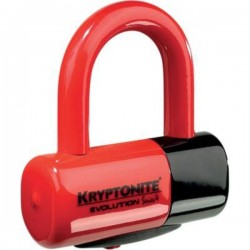 Disc lock 48MM X 54MM RED